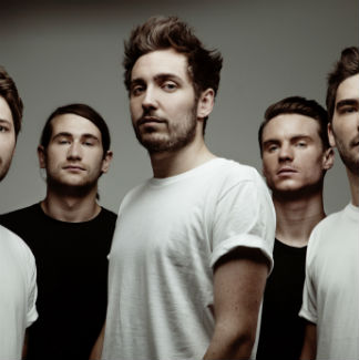 You Me At Six: 'Weird stuff happens on a daily basis, most of it x-rated'