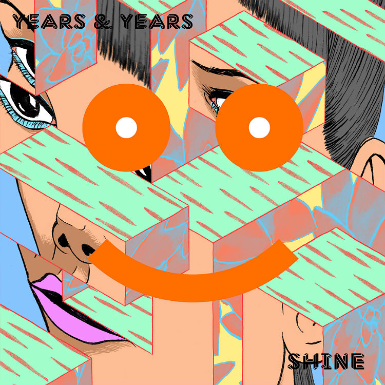 Years and Year premiere Jax Jones Shine remix, listen on Gigwise