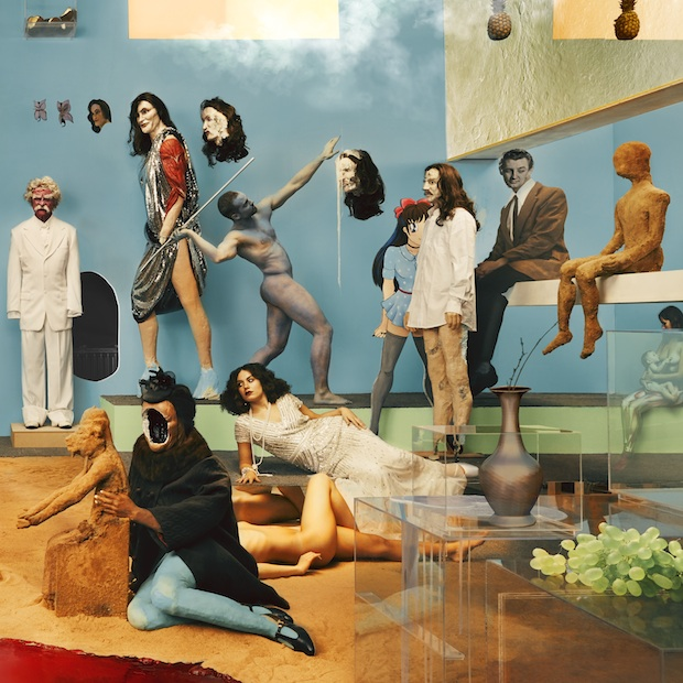 Yeasayer Amen And Goodbye new album review, feat I Am Chemistry