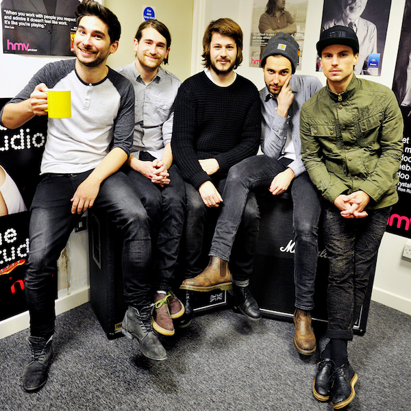 15 photos of You Me At Six's HMV Leeds instore performance