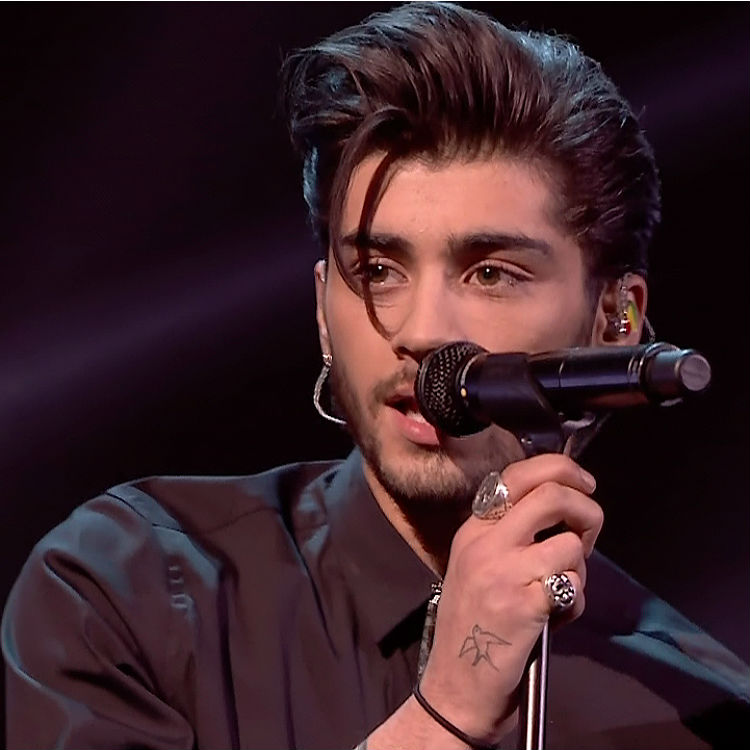 One Direction Zayn Malik new single song artwork ahead of new album