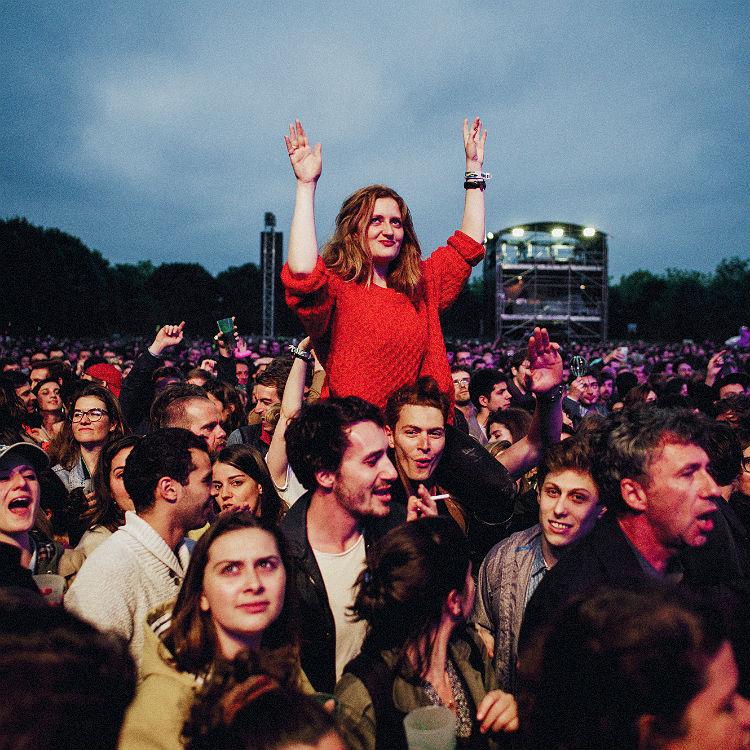 We Love Green Festival 2016 review, LCD Soundsystem, Paris