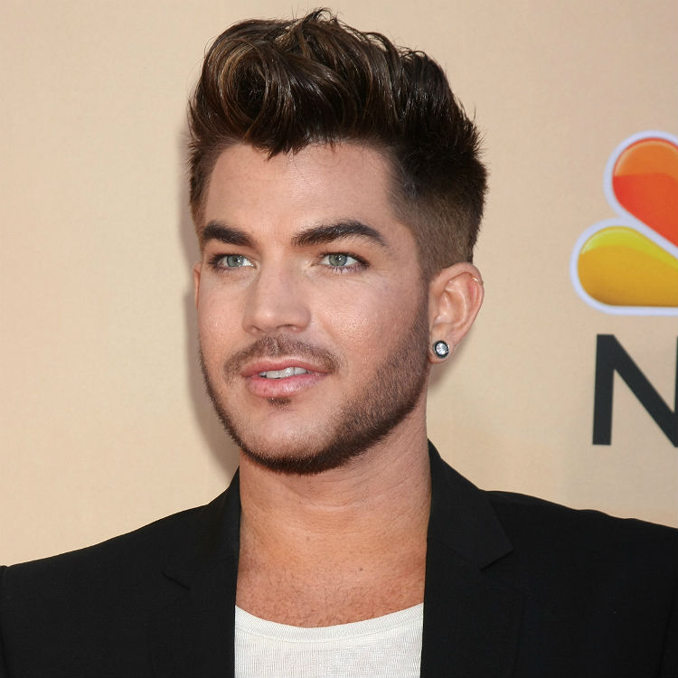 Listen: Adam Lambert shares two new tracks