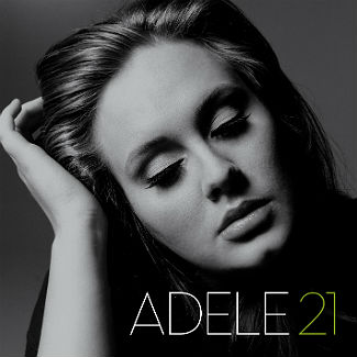 Adele's 21 named the least wanted music present this Christmas