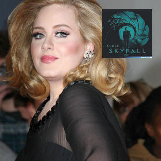 Adele confirms 'Skyfall' title for James Bond theme song