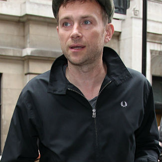 Damon Albarn hits out at 'capitalist' Olympic games