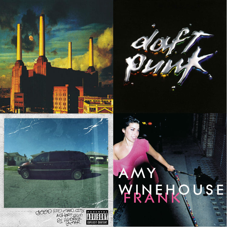 Best albums to listen to from start to finish, Radiohead, Kendrick