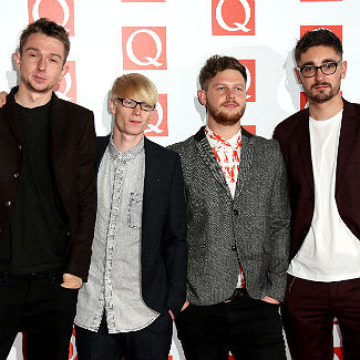 Alt-J named Gigwise readers' pick for Mercury Prize