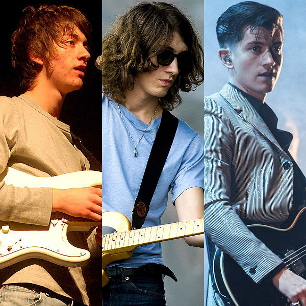 Arctic Monkeys first gig to last gig - most important shows history