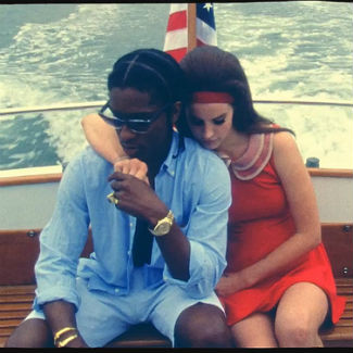 A$AP Rocky wanted to 'bone' Lana del Rey