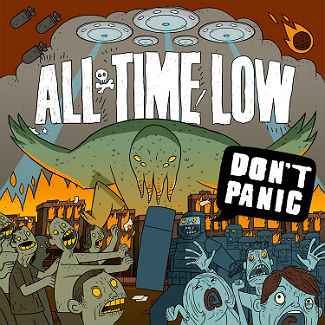 All Time Low 'Don't Panic' (Hopeless)