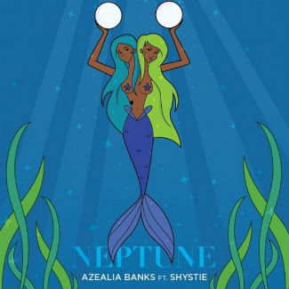 Azealia Banks drops 'Neptune', 'Fantasea' mixtape due today