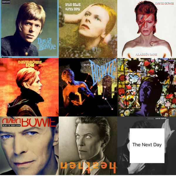 Poll: What is the best David Bowie album of all time?