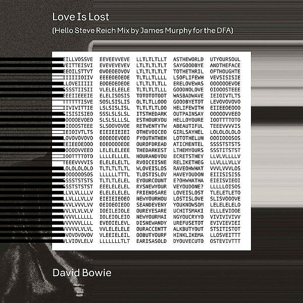 David Bowie unveils video for James Murphy 'Love Is Lost' remix