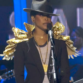 Erykah Badu @ Hammersmith Apollo, Wednesday 27/06/12