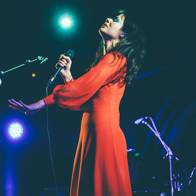 By The Sea Festival line up announcement 2016, Bat for Lashes