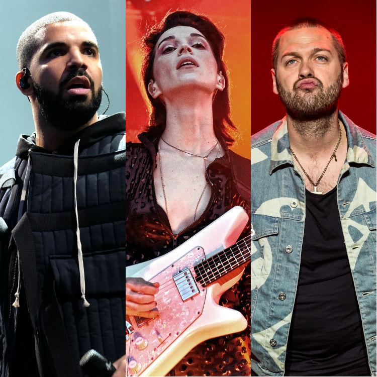 Poll: Who's been the best UK festival headliner of 2015 so far?