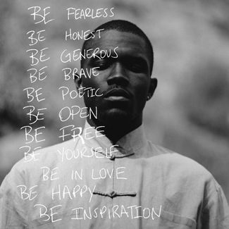 Beyonce posts Tumblr tribute to 'brave' Frank Ocean