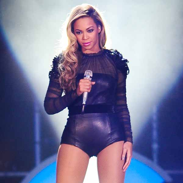 'Put that damn camera down': Beyonce tells off fan at Atlanta gig