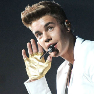 'I'd slap Justin Bieber' says music industry boss