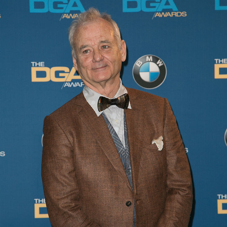 Bill Murray plays tour manager in new movie Rock the Kasbah