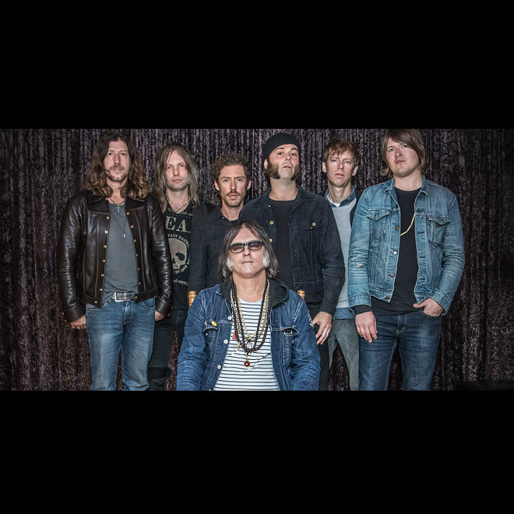 Brain Jonestown Massacre release track feat. Tim Burgess