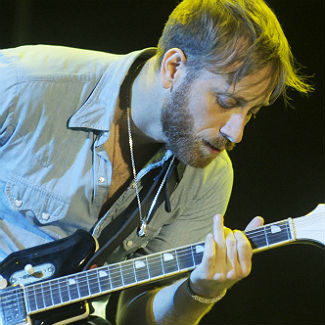 The Black Keys named as future festival headliner
