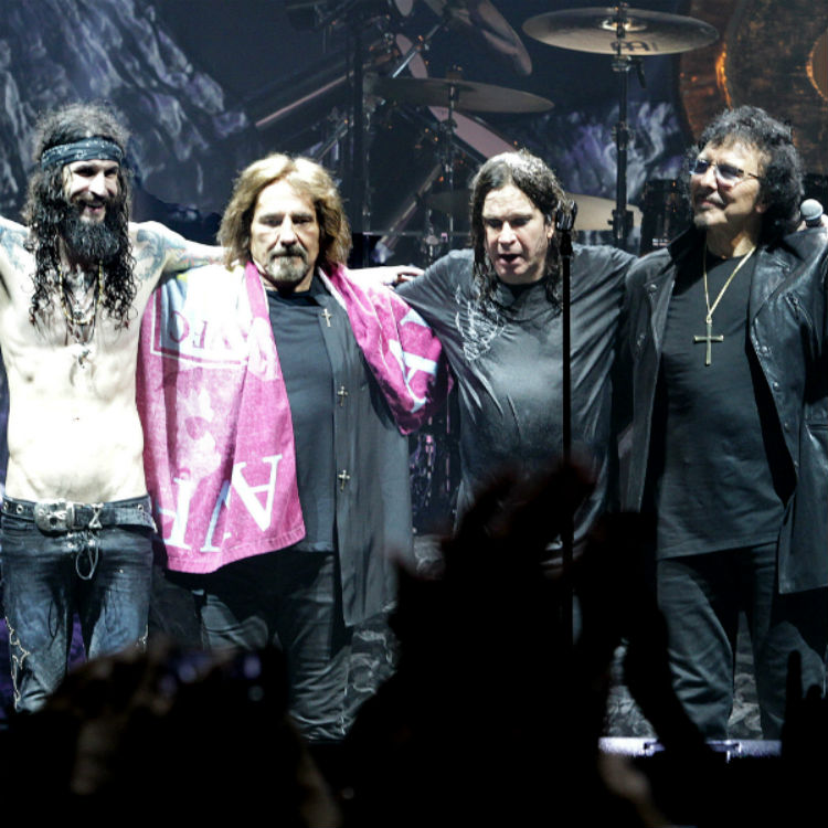 Black Sabbath to reissue first eight albums on vinyl