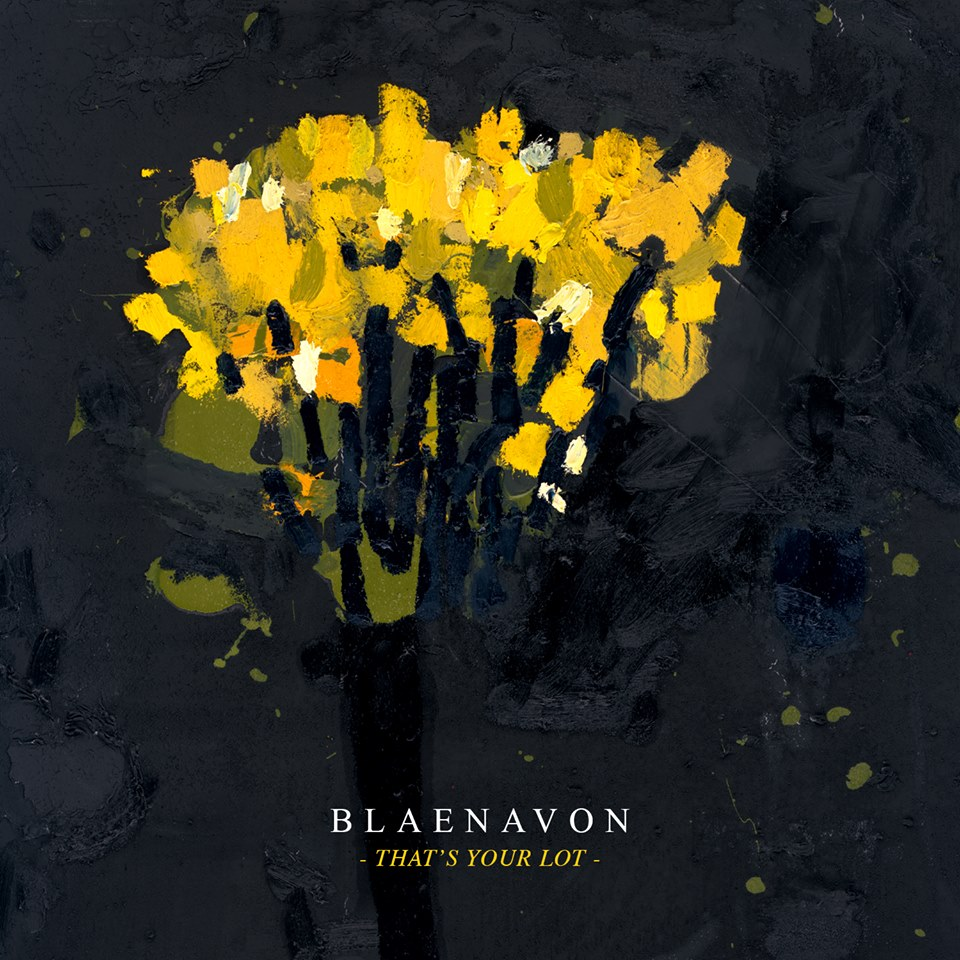 Blaenavon Orthodox Man new album european tour dates tickets