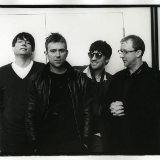 Blur @ The 100 Club, London, 02/08/12