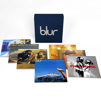 Blur's 21 boxset: reviewed by a Blur novice