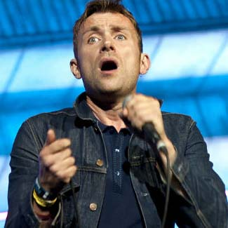 Blur to release DVD of their performance at Hyde Park