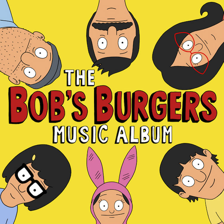 Boxset of the year so far: Bob's Burgers soundtrack via subpop