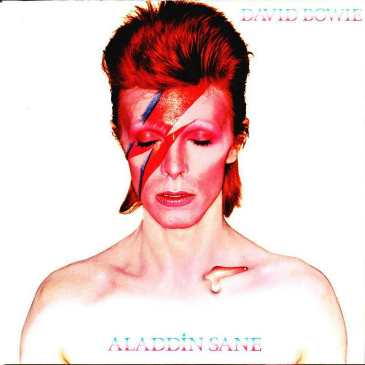 David bowie honoured with his own lightning bolt star constellation gigwise - Aladdin singe ...