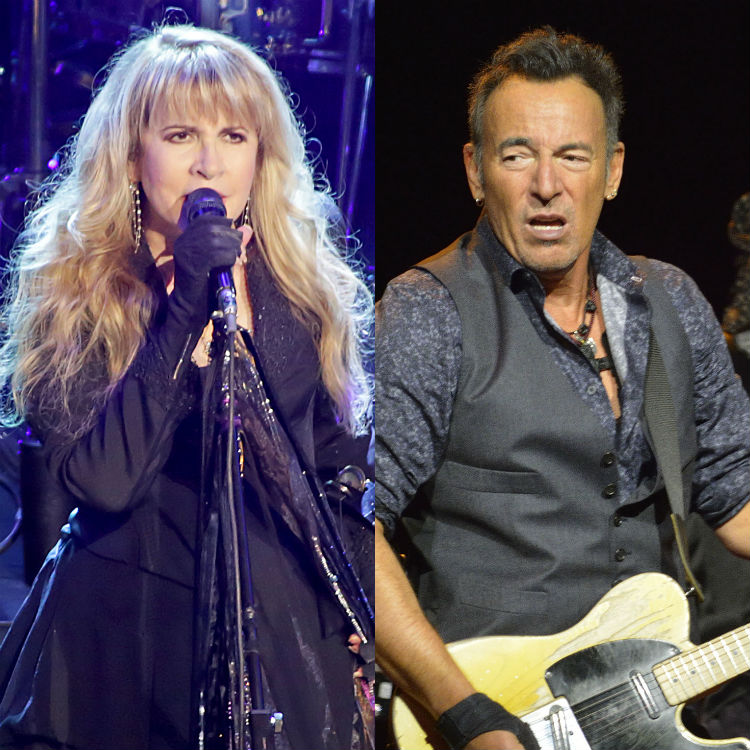 Bruce Springsteen sped up to 45rpm sounds like Stevie Nicks, tour date