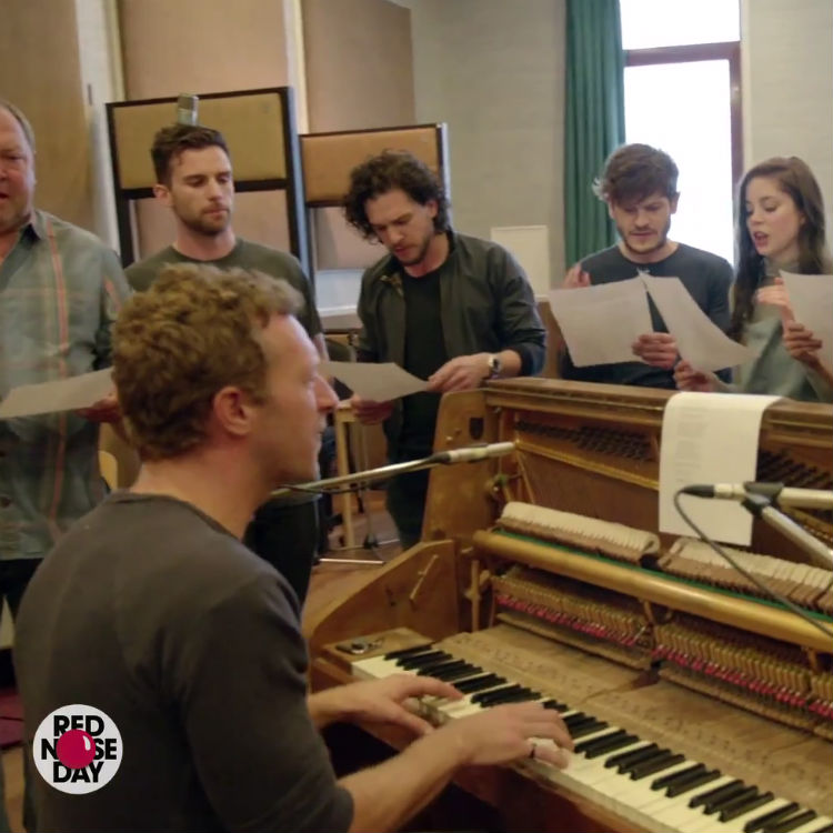 Watch Coldplay create their Game of Thrones Musical