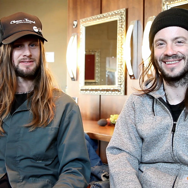 While She Sleeps Cancer Bats interview on Four Walls, straight edge