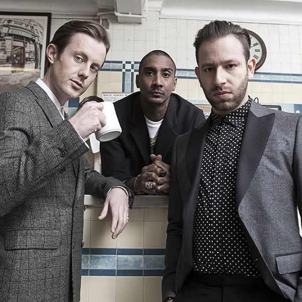 Chase & Status discuss all night studio sessions with Nile Rodgers