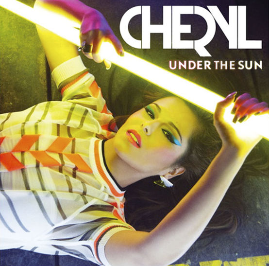 I Will Be Invincible Under The Sun: Cheryl Cole Confuses Glowstick With Sun On New Single