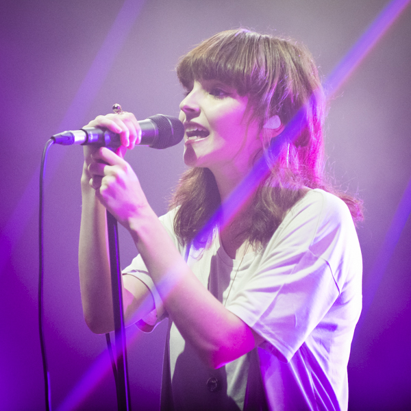 Chvrches and Future Islands get spooky at Pitchfork Paris