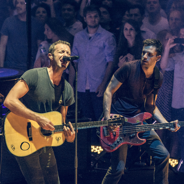Coldplay tour dates, Wembley Stadium, Manchester tickets