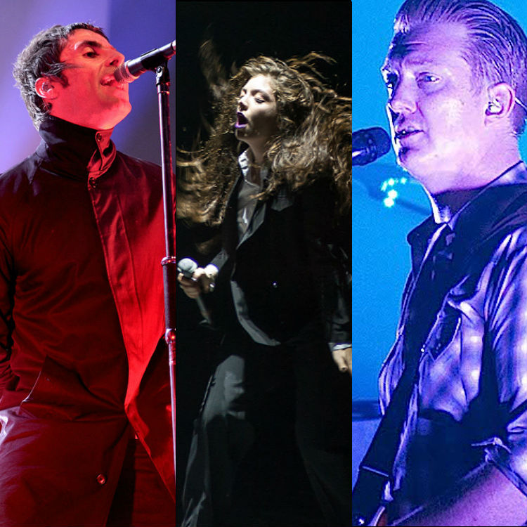 comebacks Liam Gallagher lorde Queens Of The Stone Age Grizzly Bear