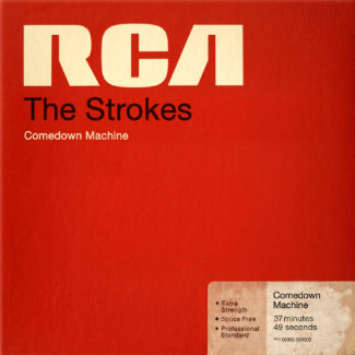 Track by track review: The Strokes - Comedown Machine
