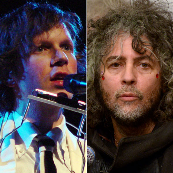 Beck shocked after The Flaming Lips' Wayne Coyne called him a 'd**k'