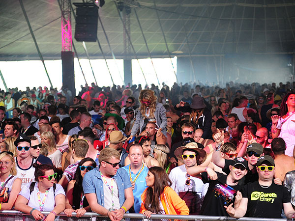 Creamfields organisers seek time for refunds