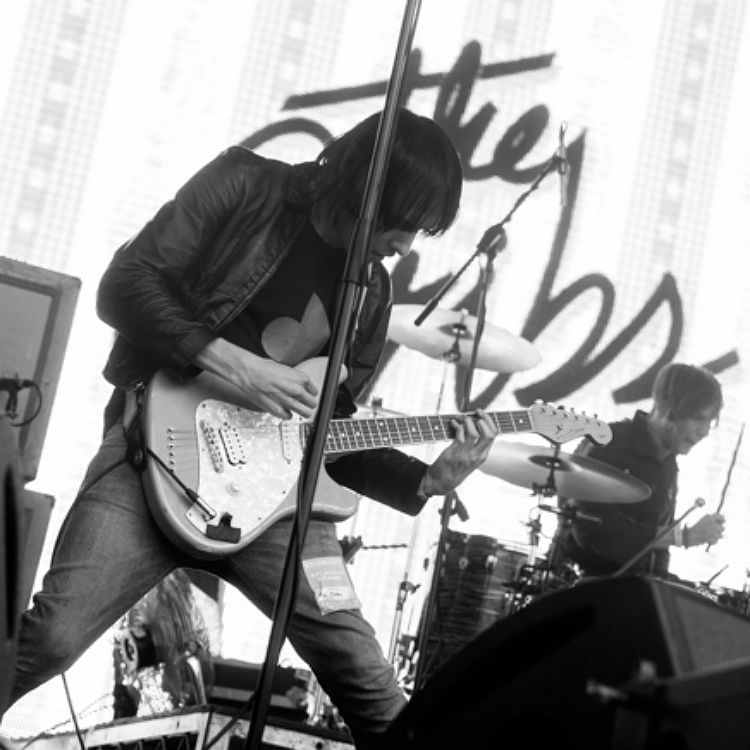 The Cribs Liverpool Sound City photos