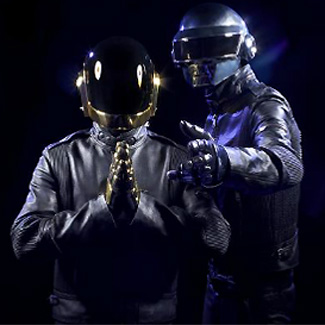 Video: Daft Punk launch album at Wee Waa show