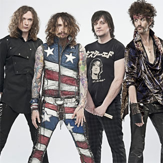 The Darkness debut 'Everybody Have A Good Time' video - watch