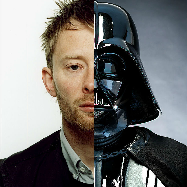 Radiohead Spectre out to Star Wars in James Bond style - new album