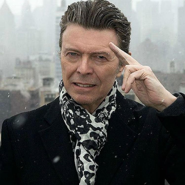David Bowie favourite for two Brit Awards
